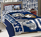 Disney Mickey Twin Cowboys Bedding 3PC Comforter Set