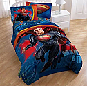 Man of Steel Twin 5PC Bedding Set