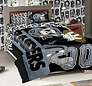Disney Mickey Twin Raiders Bedding 3PC Comforter Set