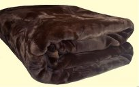 Solaron Solid Queen Chocolate Brown Mink Blanket