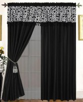 Amazon 4PC Curtain Set