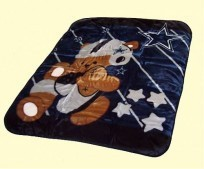 Baby Dallas Cowboys Mink Blanket