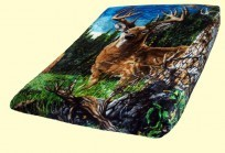 Luxury Queen Deer Mink Blanket