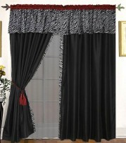 Sahara 4PC Curtain Set