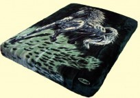 Solaron King Horse, Stallion Mink Blanket