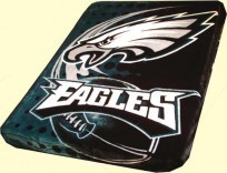 Twin NFL Eagles Mink Blanket