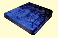 Wonu King Navy Blue Mink Blanket
