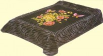 King Solaron Butterfly Mink Blanket