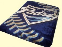 Twin MLB Padres Mink Blanket