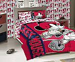 Disney Mickey Twin Angels Bedding 3PC Comforter Set