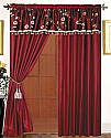 Paddington 4PC Curtain Set