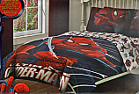 Spiderman Full 4PC Bedding/Comforter Set