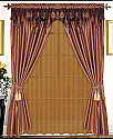 Joycy 4PC Curtain Set