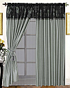 Napa 4PC Curtain Set