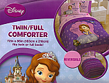 Disney Sofia Bedding/Comforter Set