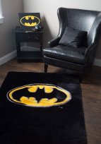 DC Comics Batman Emblem Rug