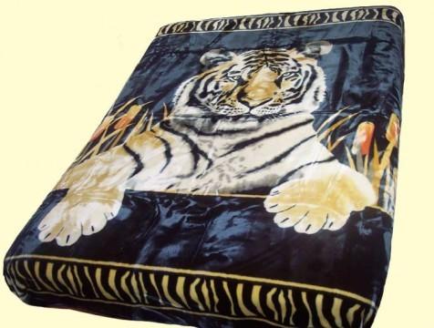 Imported Blankets Gt Wonu Trix Premium Heavy Duty Mink Blankets Gt Wonu Trix King Tiger Mink
